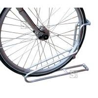Einzelparker / Fahrradständer -Bristol-, zur Wandbefestigung 90°, Reifenbreite bis 53 mm