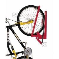 Fahrrad-Wandparker -Mailand- mit Liftfunktion, Einstellwinkel 90°