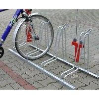 Fahrradklemme / Fahrradständer -Brüssel-, ein- und zweiseitige Radeinstellung, Radabstand 500 mm