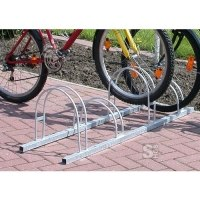 Fahrradklemme / Fahrradständer -Helsinki-, Radabstand 350 mm, Einstellwinkel 90°