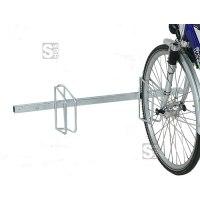 Fahrradklemme / Fahrradständer -Monaco Classic-, einseitige Radeinstellung, Radabstand 500 mm