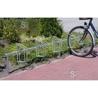 Fahrradklemme / Fahrradständer -Monaco-, einseitige Radeinstellung