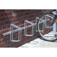 Fahrradklemme / Fahrradständer -Monaco-, zur Wandmontage