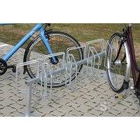 Fahrradklemme / Fahrradständer -Monaco-, zweiseitige Radeinstellung