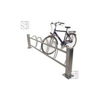 Fahrradklemme / Fahrradständer -Odessa-, ein- u. zweiseitige Radeinstellung