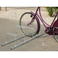 Fahrradklemme / Fahrradständer -Venedig-, Radabstand 350 mm, Einstellwinkel 90°