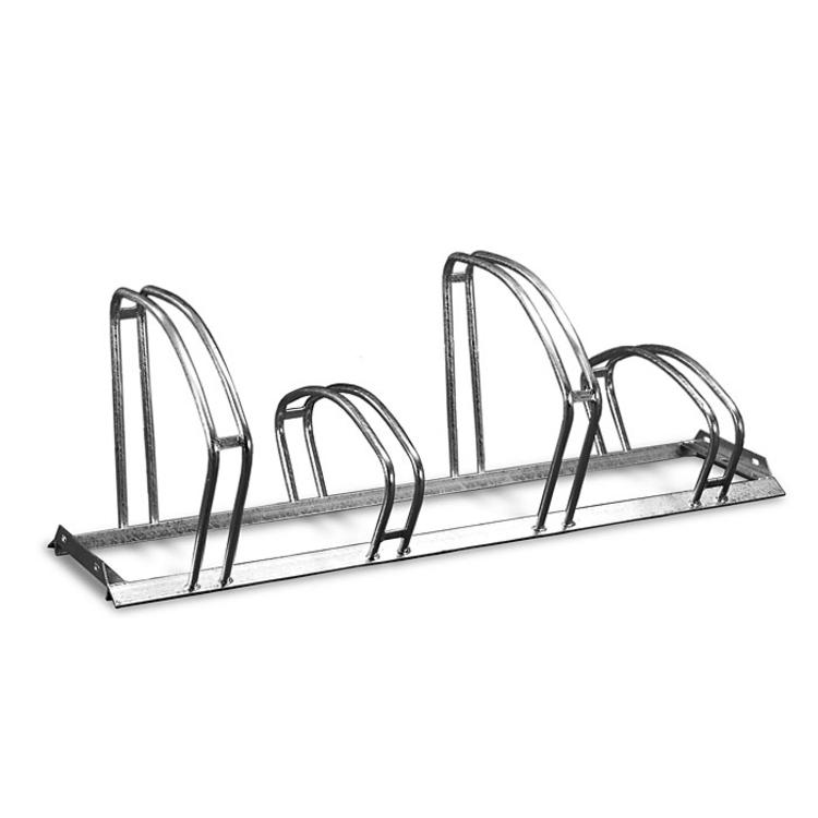 Fahrradklemme / Fahrradständer -Wien-, ein- oder zweiseitige Radeinstellung