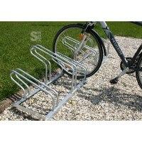 Fahrradständer -Nil Classic-, Radabstand 350 mm, Einstellwinkel 90°