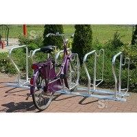 Fahrradständer -Sofia- einseitige Radeinstellung