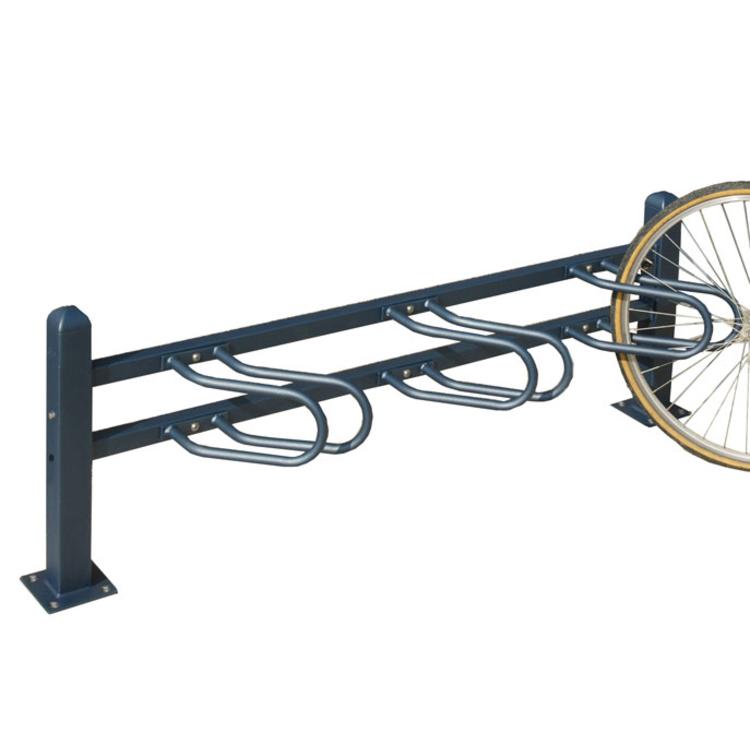 Fahrradständer -Time-, einseitige Radeinstellung